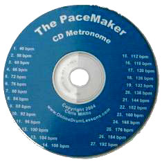 PaceMaker CD Metronome